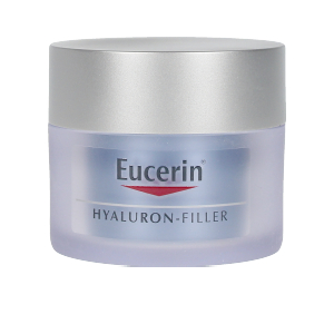 Anti aging cream & anti wrinkle treatment HYALURON-FILLER crema de noche Eucerin