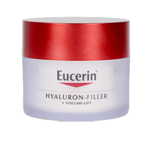 Anti aging cream & anti wrinkle treatment HYALURON-FILLER +Volume-Lift crema día SPF15+ piel seca Eucerin
