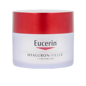 Anti aging cream & anti wrinkle treatment HYALURON-FILLER +Volume-Lift crema día SPF15+ PNM Eucerin