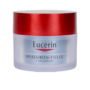 Skin tightening & firming cream  HYALURON-FILLER +Volume-Lift crema noche Eucerin