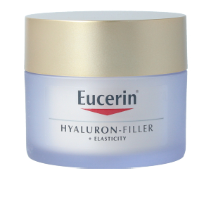 Anti aging cream & anti wrinkle treatment HYALURON-FILLER +Elasticity crema día SPF15+ Eucerin