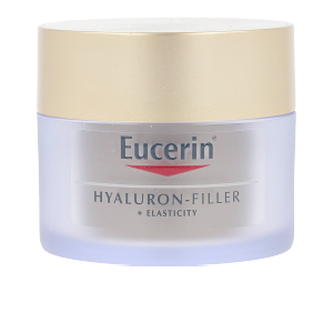 Anti aging cream & anti wrinkle treatment HYALURON-FILLER +Elasticity crema noche Eucerin