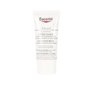 Face moisturizer ATOPICONTROL crema facial calmante 12% omega Eucerin