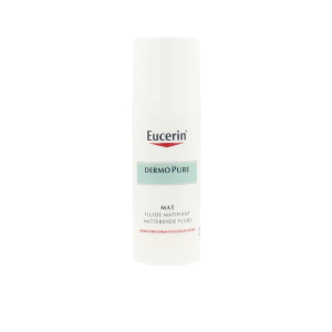Matifying Treatment Cream DERMOPURE mat fluido matificante Eucerin