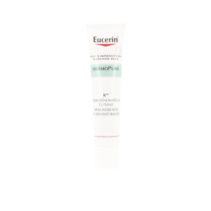 Acne Treatment Cream & blackhead removal DERMOPURE K10 cuidado renovador Eucerin