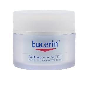 Tratamento hidratante rosto AQUAporin ACTIVE cuidado hidratante SPF25+ UVA Eucerin