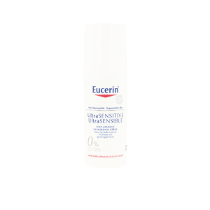 Face moisturizer ULTRA SENSITIVE cuidado calmante piel normal&mixta Eucerin