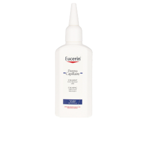 Hair moisturizer treatment DERMO CAPILLAIRE tratamiento capilar urea calmante Eucerin