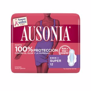 Compresses AUSONIA compresas con alas super Ausonia
