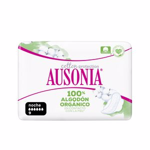 Compress AUSONIA ORGANIC compresas noche alas Ausonia