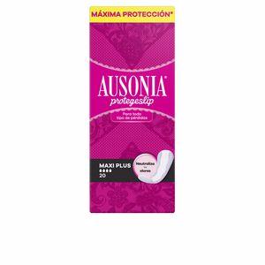 Pantyliners AUSONIA protegeslip maxiplus Ausonia