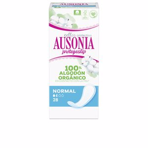 Pantyliners AUSONIA ORGANIC protegeslip normal Ausonia