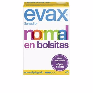 Pantyliners SALVA-SLIP normal en bolsitas Evax