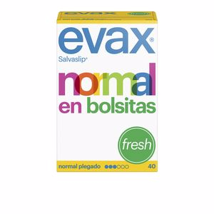 Pantyliners SALVA-SLIP normal fresh en bolsitas Evax
