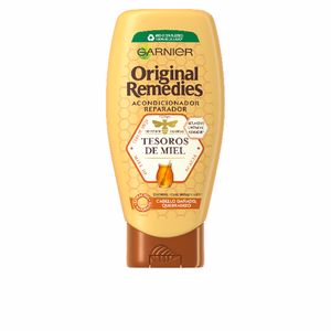Hair repair conditioner ORIGINAL REMEDIES acondicionador tesoros de miel Garnier