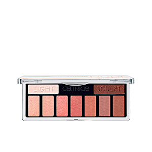 Eye shadow THE FRESH NUDE eyeshadow palette Catrice