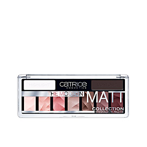 Ombretto THE MODERN MATT eyeshadow palette Catrice