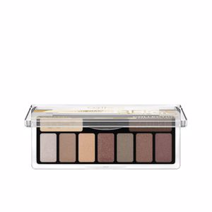Ombre à paupières THE SMART BEIGE eyeshadow palette Catrice
