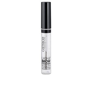 Lippen Make-up Grundierung - Augenbrauen-Fixierer LASH BROW DESIGNER shaping&conditioning mascara gel Catrice