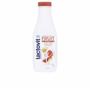 Gel bain LACTOVIT FRUIT ENERGY gel de ducha Lactovit