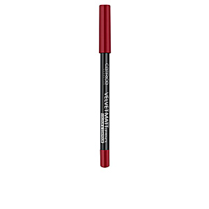 Lipliner VELVET MATT lip pencil colour&contour Catrice