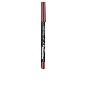 Lipliner VELVET MATT lip pencil colour&contour Catrice
