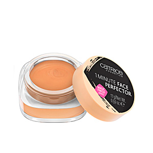 Foundation makeup 1 MINUTE FACE PERFECTOR mousse Catrice