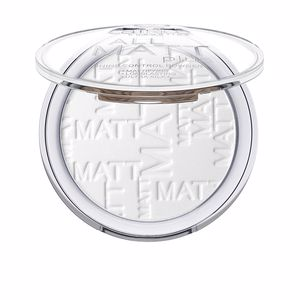 Poudre compacte ALL MATT PLUS shine control powder Catrice