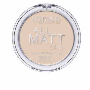 ALL MATT PLUS shine control powder #010-transparent