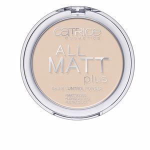 Poudre compacte ALL MATT PLUS shine control powder Catrice