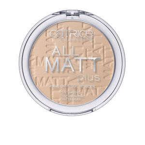 Polvo compacto ALL MATT PLUS shine control powder Catrice