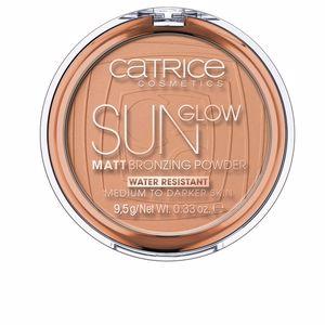 Bronzing powder SUN GLOW MATT bronzing powder Catrice