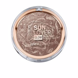 Polvos bronceadores SUN LOVER GLOW bronzing powder Catrice