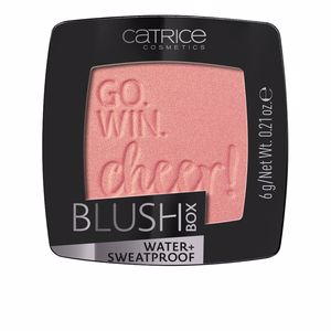 Catrice, BLUSH BOX water+sweatproof #020-glistening pink