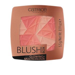 Fard BLUSH BOX glowing+multicolour Catrice