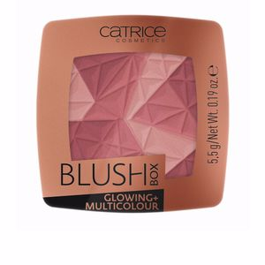 Blusher BLUSH BOX glowing+multicolour Catrice