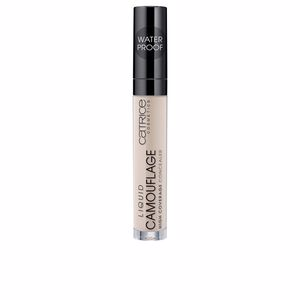Concealer makeup LIQUID CAMOUFLAGE high coverage concealer Catrice