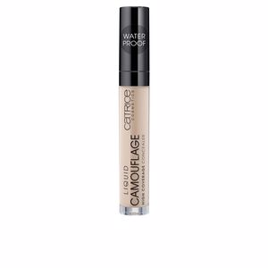 Correcteur de maquillage LIQUID CAMOUFLAGE high coverage concealer Catrice