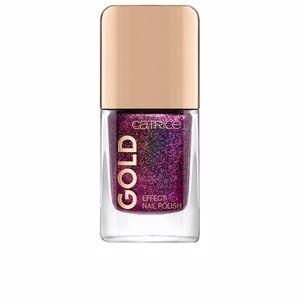 GOLD EFFECT nail polish #07-lustrous seduction