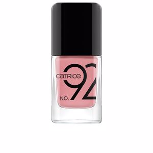 ICONAILS gel lacquer #92-nude not prude