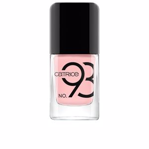 ICONAILS gel lacquer #93-so many polish, so little nails