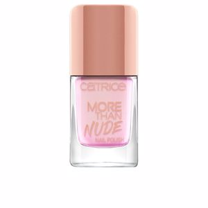 MORE THAN NUDE nail polish #08-shine pink like a...