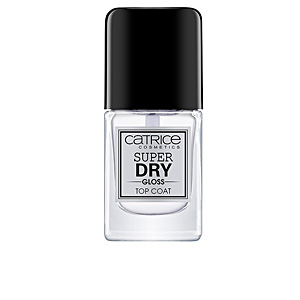 Vernis à ongles SUPER DRY GLOSS top coat Catrice