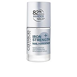 Manicure e Pedicure IRON STRENGTH nail hardener Catrice
