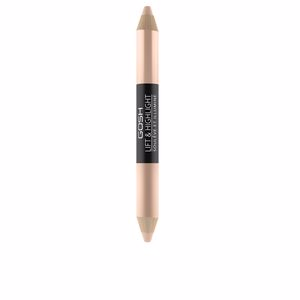 Highlighter makeup - Eyeliner pencils LIFT & HIGHLIGHT multifunctional pen Gosh