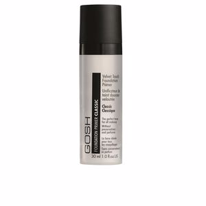 Foundation makeup VELVET TOUCH foundation primer classic Gosh