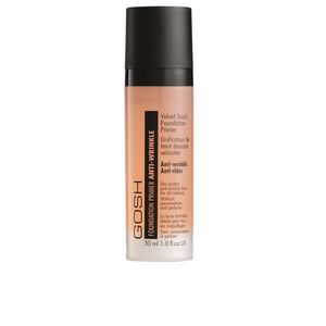 Prebase maquillaje VELVET TOUCH foundation primer anti-wrinkle Gosh