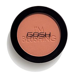 Bronzing powder - Blusher - Highlighter makeup I´M BLUSHING Gosh