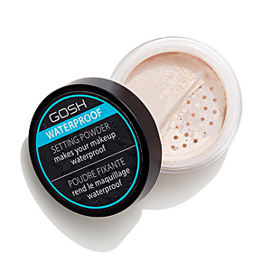 Loose powder WATERPROOF setting powder Gosh