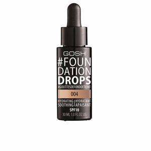 #FOUNDATION DROPS hydrating SPF10 #004-natural
